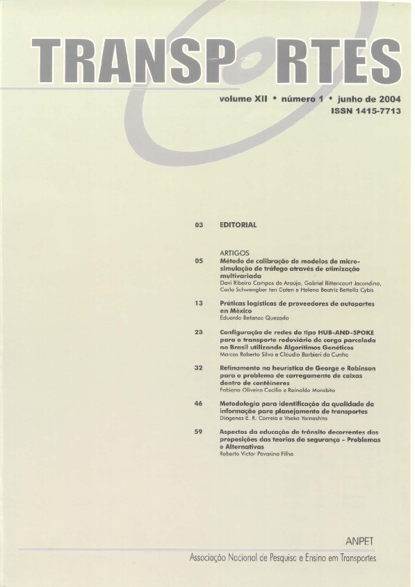 Visualizar v. 12 n. 1 (2004)
