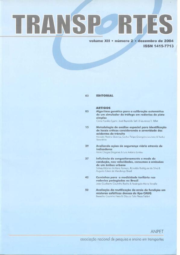 Visualizar v. 12 n. 2 (2004)
