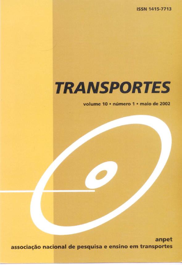 Visualizar v. 10 n. 1 (2002)