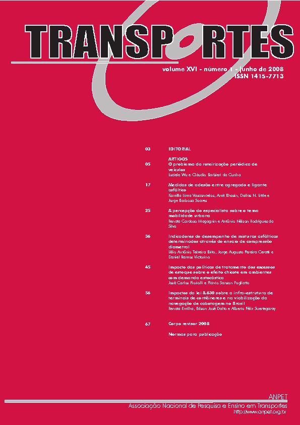 Visualizar v. 16 n. 1 (2008)