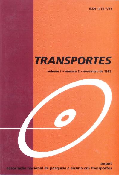 Visualizar v. 7 n. 2 (1999)