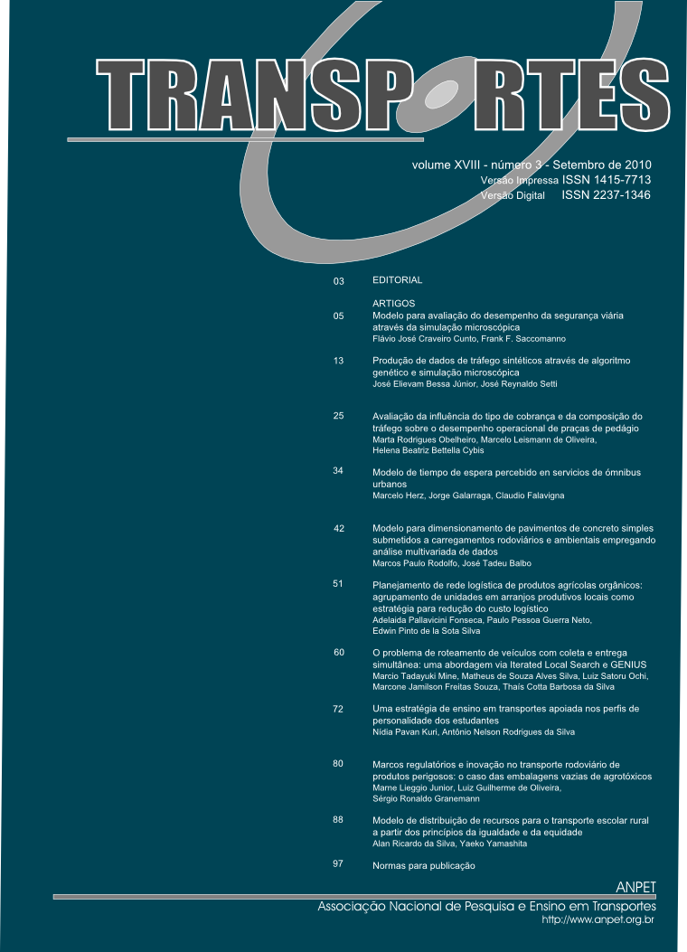 Visualizar v. 18 n. 3 (2010)