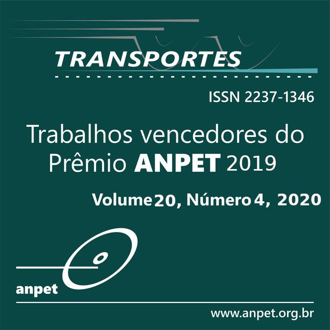 Visualizar v. 28 n. 4 (2020): Prêmio ANPET Produção Científica 2019